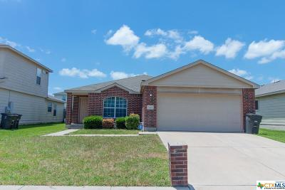 Killeen Single Family Home For Sale: 6305 Griffith