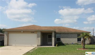 Killeen Single Family Home For Sale: 4200 Janelle Court