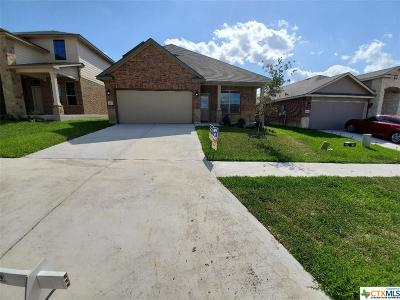 Killeen Single Family Home For Sale: 8907 Polmont Drive