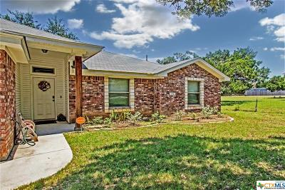 Harker Heights, Nolanville Single Family Home For Sale: 1511 Aztec Trace