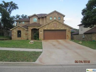 Killeen Single Family Home For Sale: 7105 Almond Drive