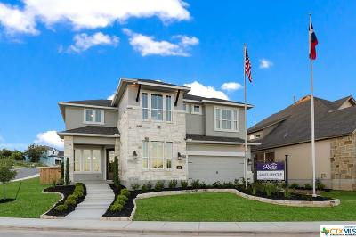 New Braunfels Single Family Home For Sale: 926 Hi Path Way