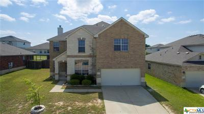 Killeen Single Family Home For Sale: 6210 Taree Loop