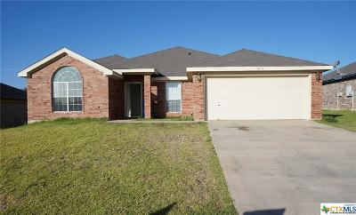Copperas Cove Rental For Rent: 2613 Curtis Dr.
