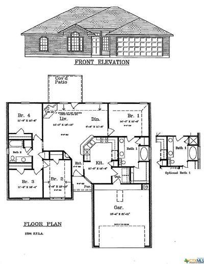 Killeen Single Family Home For Sale: 6803 Oliver Loving Drive
