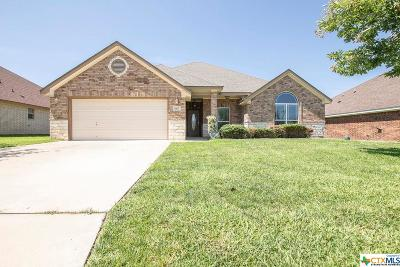 Harker Heights Single Family Home For Sale: 1507 Hazelnut Drive