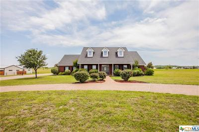McLennan County Single Family Home For Sale: 264 Spring Creek Rd