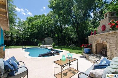 Round Rock Single Family Home For Sale: 608 Parkview Drive
