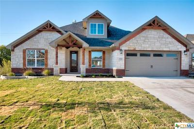 Temple Single Family Home For Sale: 7109 Diamond Dove Drive