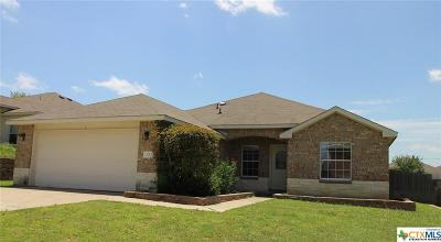 Harker Heights Single Family Home For Sale: 204 Ponderosa Drive