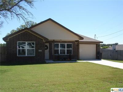 Lampasas Single Family Home For Sale: 1208 Nix Road