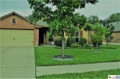 Killeen Single Family Home For Sale: 6709 Modesto Road