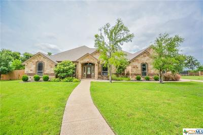 Belton Single Family Home For Sale: 6320 Brayson Oaks Court