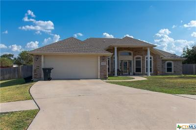Killeen Single Family Home For Sale: 5303 Colorado Drive