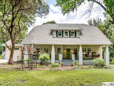 New Braunfels Single Family Home For Sale: 1363 Cedar Elm