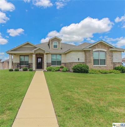 Jarrell Single Family Home For Sale: 304 Jake Drive