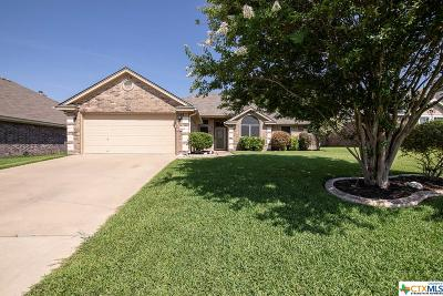 Harker Heights Single Family Home For Sale: 2003 Herald Drive