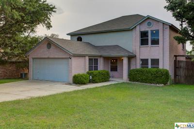 Canyon Lake Single Family Home For Sale: 636 Lake Island Drive