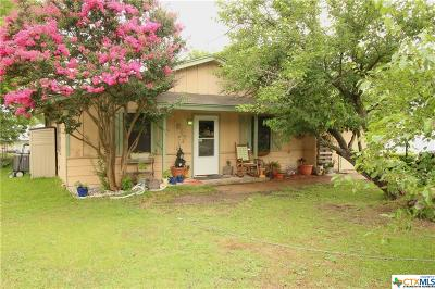 Copperas Cove Single Family Home For Sale: 817 Michelle Drive
