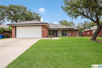 Copperas Cove Single Family Home For Sale: 605 Clara Drive