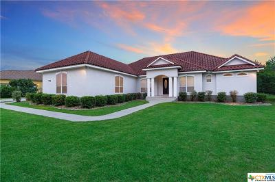 New Braunfels Single Family Home For Sale: 27906 Bogen Road