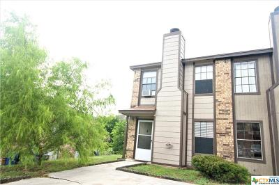 Copperas Cove Condo/Townhouse For Sale: 922 N 7th Street