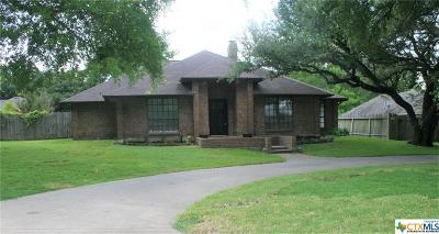 Temple Single Family Home For Sale: 2637 Canyon Creek Drive