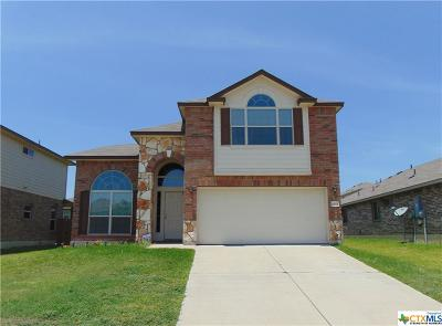 Killeen Single Family Home For Sale: 6503 Clear Brook Drive