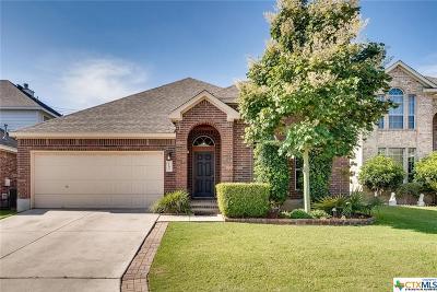 San Antonio Single Family Home For Sale: 1103 Alpine Pond