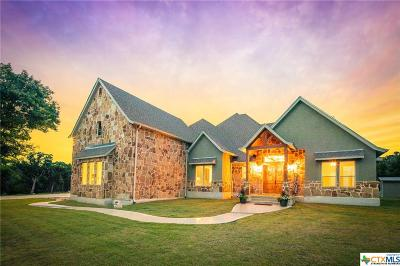 New Braunfels Single Family Home For Sale: 860 Lone Oak Road