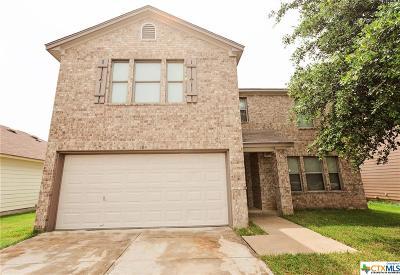Temple Single Family Home For Sale: 309 Fallen Leaf Lane