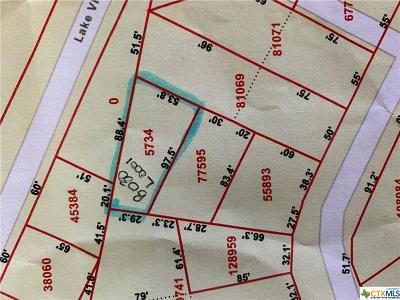 Belton Residential Lots & Land For Sale: 97 Buena Vista Drive