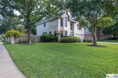 Georgetown Single Family Home For Sale: 712 Churchill Farms Drive