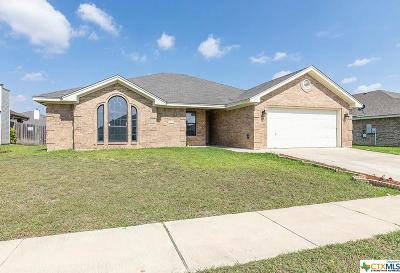Killeen Single Family Home For Sale: 2509 Hydrangea Avenue