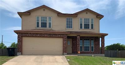 Single Family Home For Sale: 5804 Chuckwagon Circle