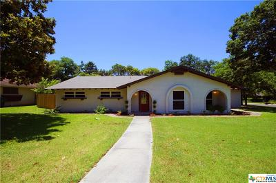 Temple Single Family Home For Sale: 3702 Indian Grove Drive
