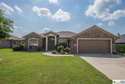 Belton Single Family Home For Sale: 3114 Matador Drive