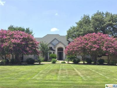 New Braunfels Single Family Home For Sale: 462 Hunters Trophy