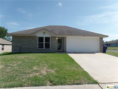 Copperas Cove Single Family Home For Sale: 219 Pinto Drive
