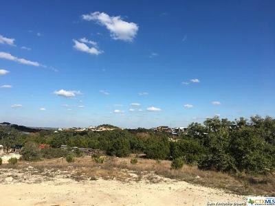 San Antonio Residential Lots & Land For Sale: 23006 Daniel Ridge