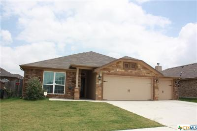 Killeen Single Family Home For Sale: 4407 Colonel Drive