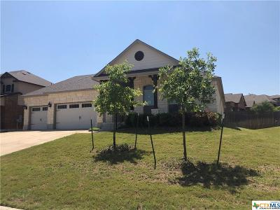 Bell County, Bosque County, Burnet County, Calhoun County, Coryell County, Lampasas County, Limestone County, Llano County, McLennan County, Milam County, Mills County, San Saba County, Williamson County, Hamilton County Single Family Home For Sale: 5702 Imogen Drive