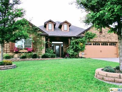 Temple Single Family Home For Sale: 5014 Ledgestone Trail