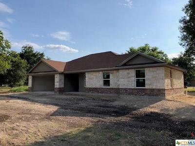 Belton Single Family Home For Sale: 58 Buckskin Loop