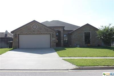 Killeen Single Family Home For Sale: 4407 Joe Drive