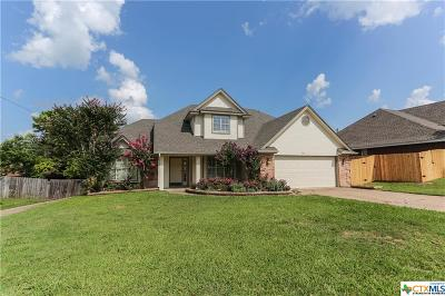 Harker Heights Single Family Home For Sale: 705 Racquet Court