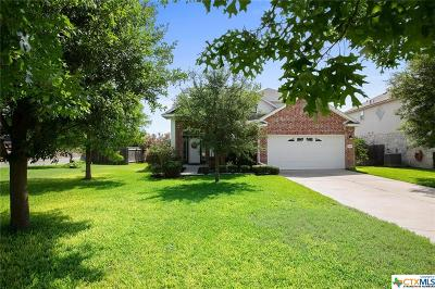 Temple Single Family Home For Sale: 409 Weeping Willow Drive