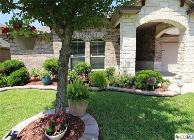 Killeen Single Family Home For Sale: 6805 Modesto Road