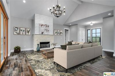 Williamson County Single Family Home For Sale: 35104 Appaloosa Way