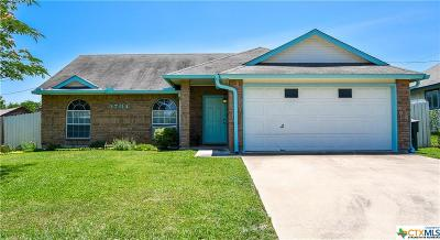 Killeen Single Family Home For Sale: 3704 Valley Forge Drive